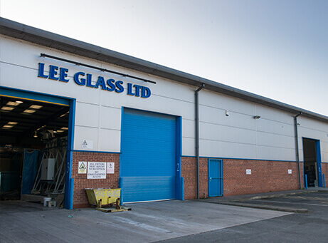 Image of commercial glazing