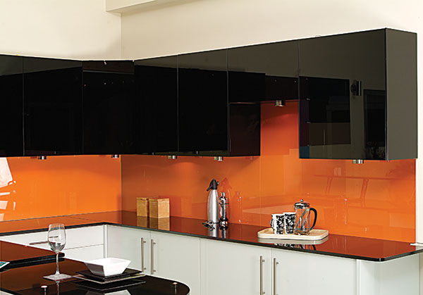 Glass Splashbacks Nottingham Lee Glass And Glazing