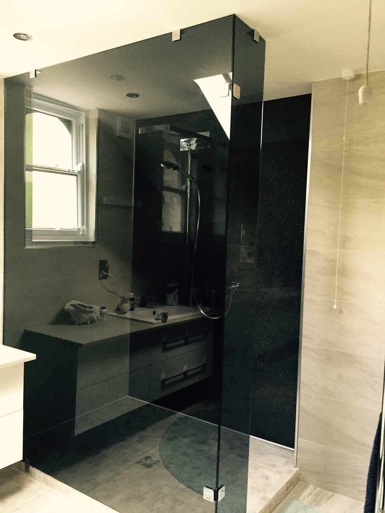 Shower Screens Amp Doors Nottingham Lee Glass And Glazing