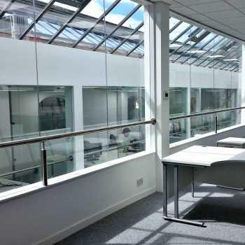 Castle Boulevard office redevolpment, Nottingham