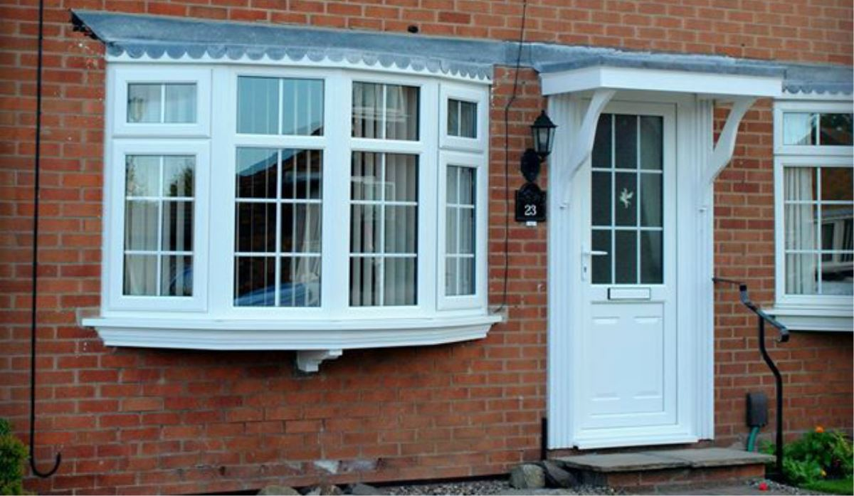 Upvc and double glazed doors nottingham lee glass and for Double glazed window glass